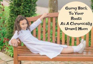 chronically unwell mum