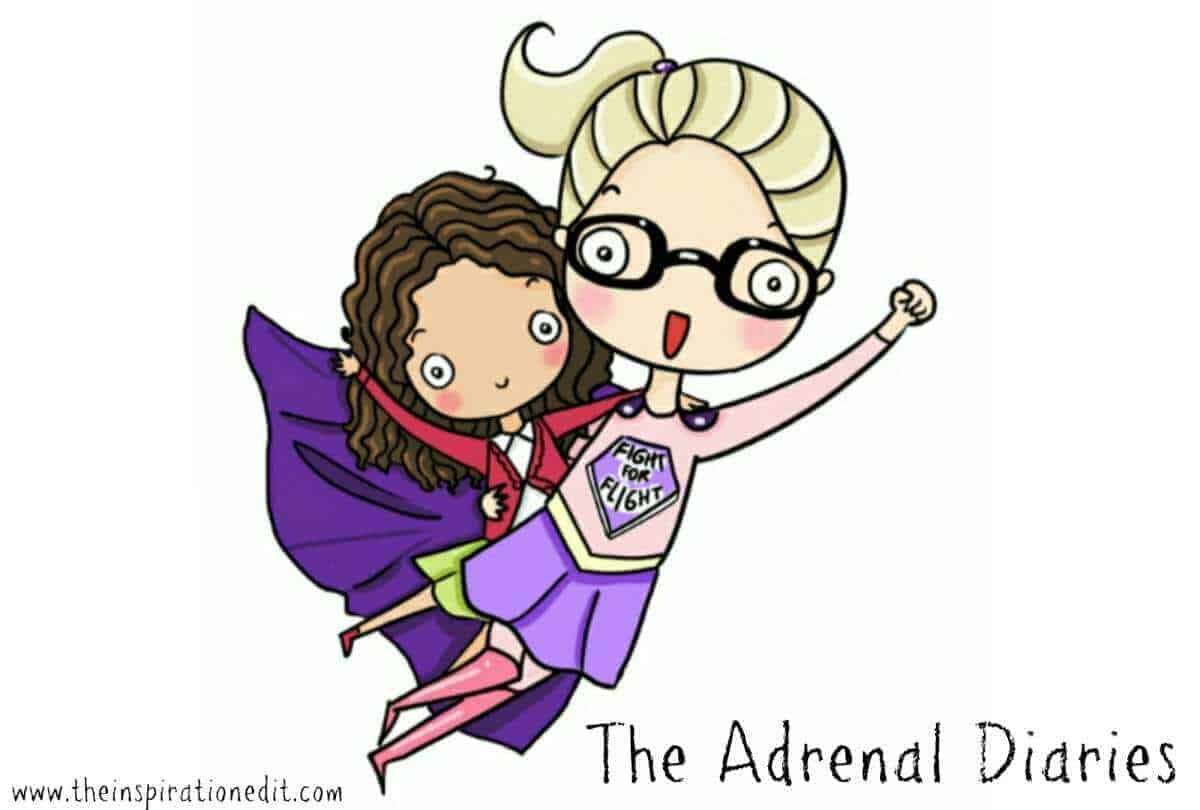 fighting secondary adrenal Insufficiency