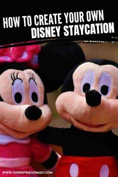 DISNEY STAY CATION
