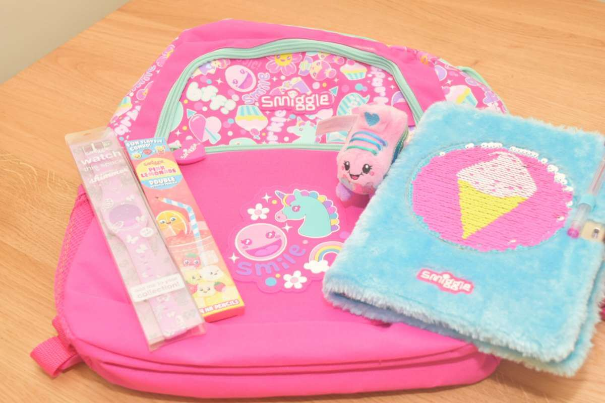 Smiggle gifts for my daughter