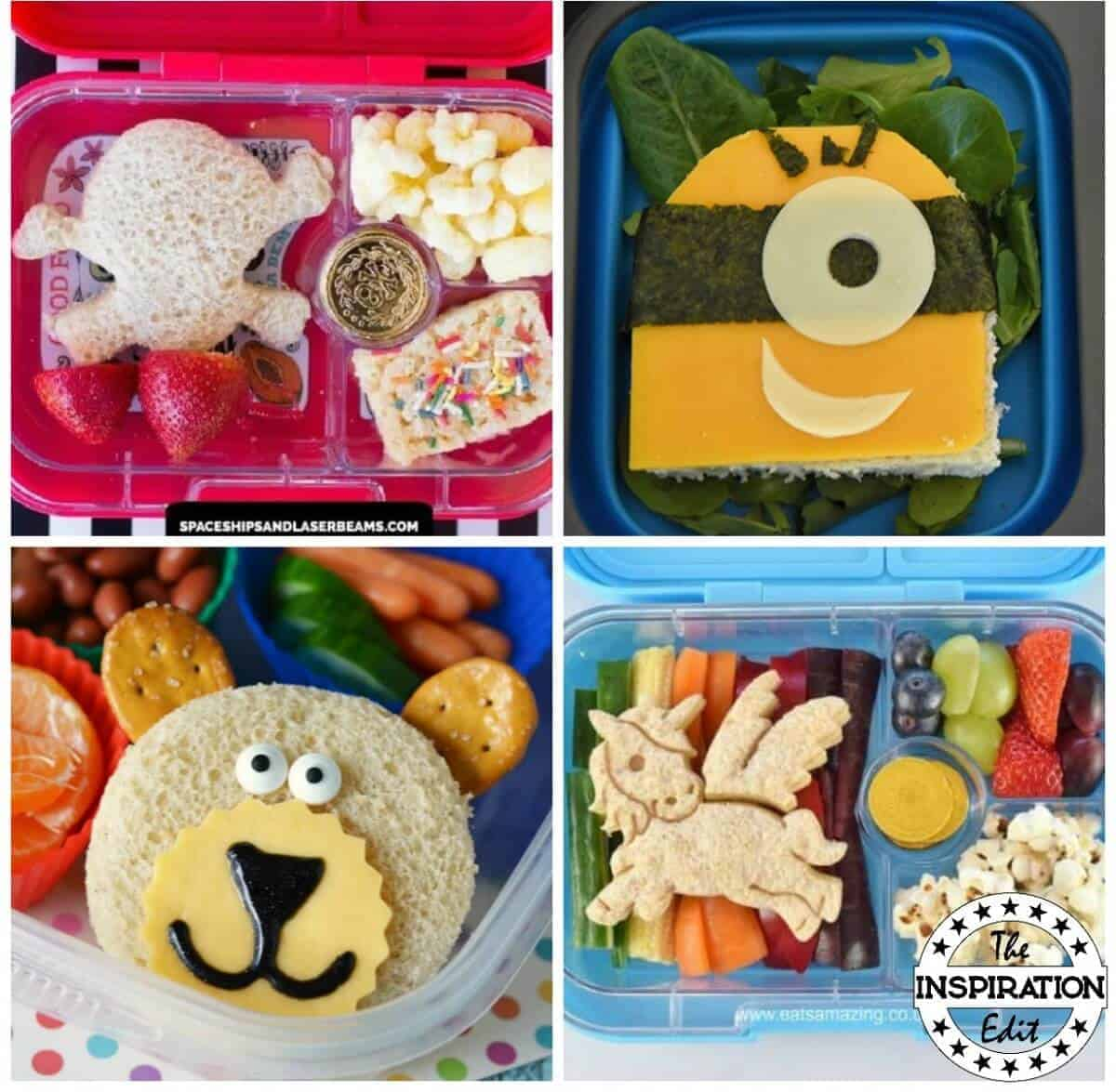22 Fun Bento Lunchbox Ideas For Kids