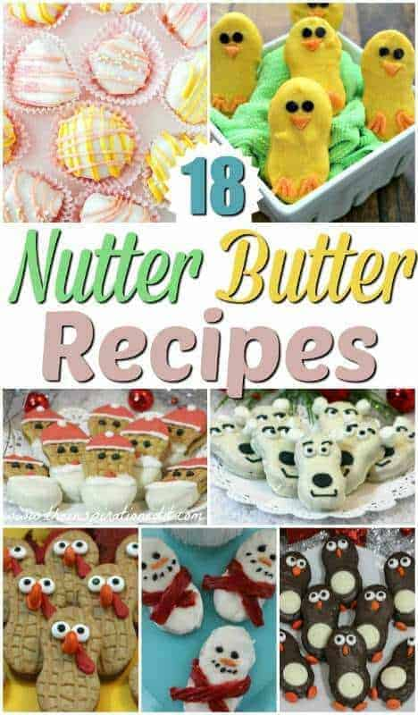 Nutter Butter Recipes for Kids
