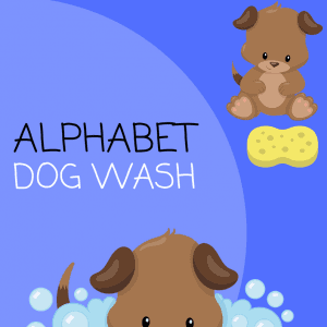 dog preschool printable