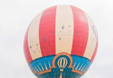 disneyland paris hot air balloon