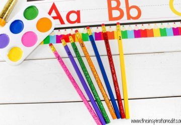 kids pencil craft
