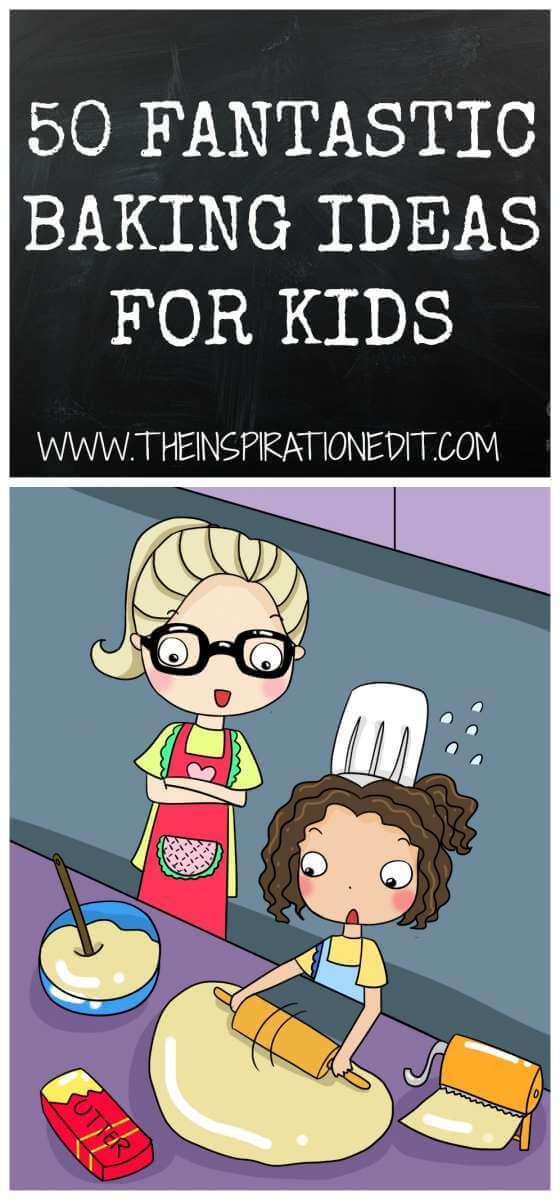 baking ideas for kids