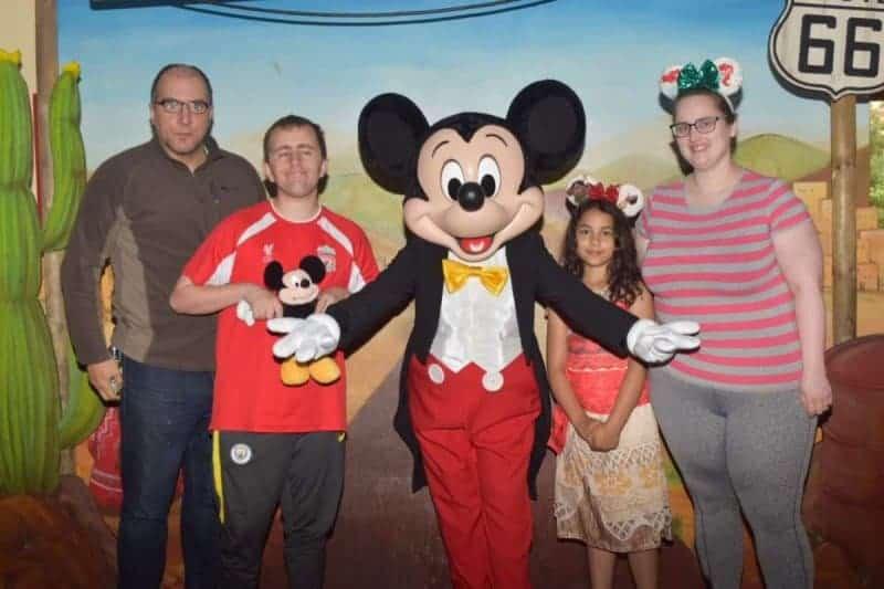 Santa Fe Disneyland Hotel Review