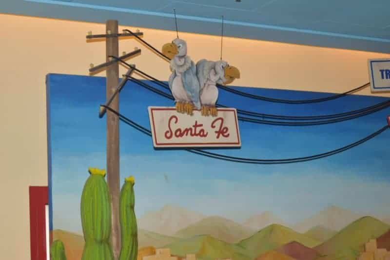 Santa Fe Disneyland Hotel Review
