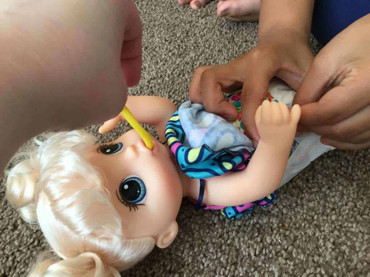 Baby Alive Snackin Noodles Baby Review 183 The Inspiration Edit