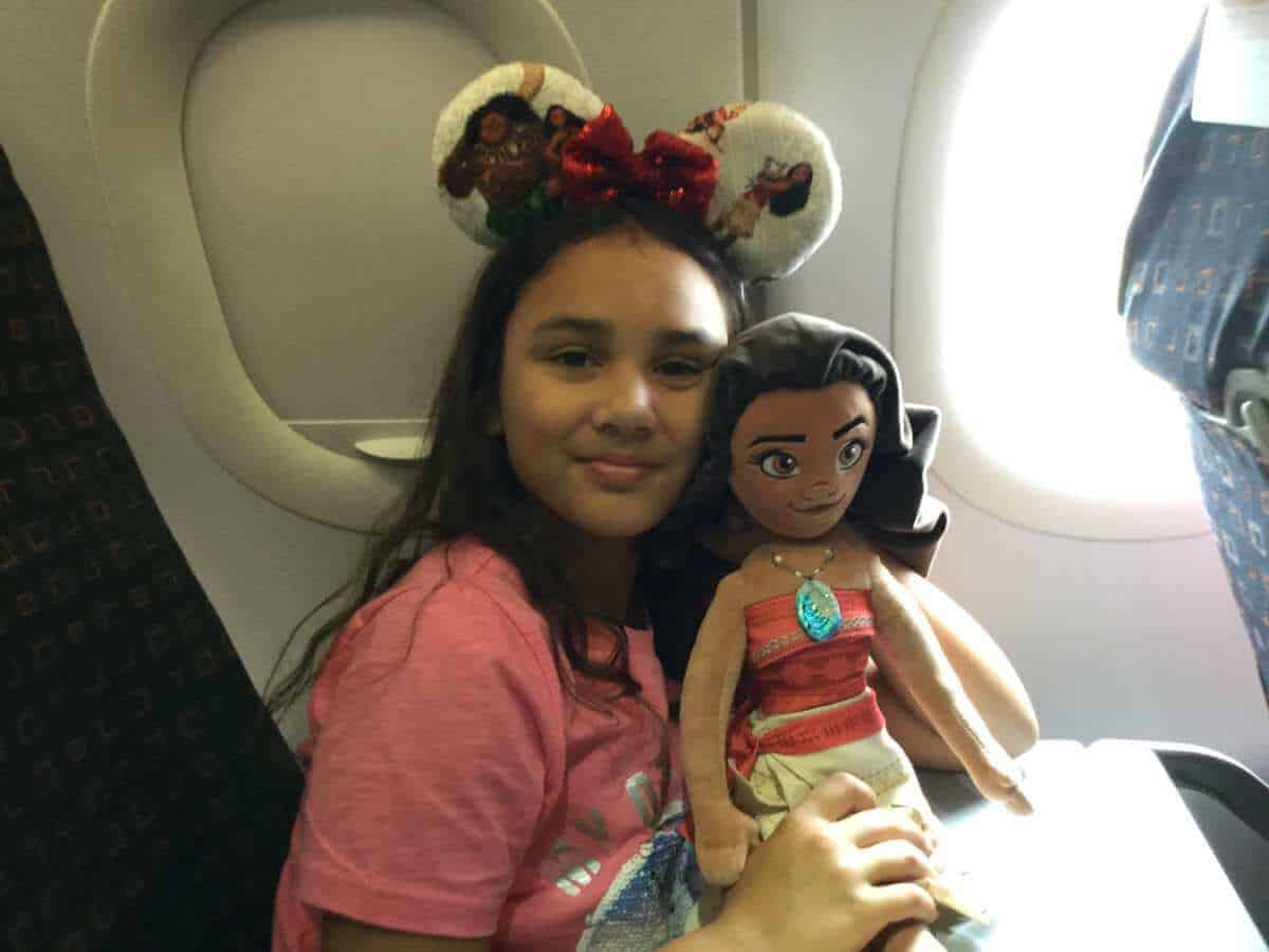 flying with Adrenal Insufficiency to a disney resort