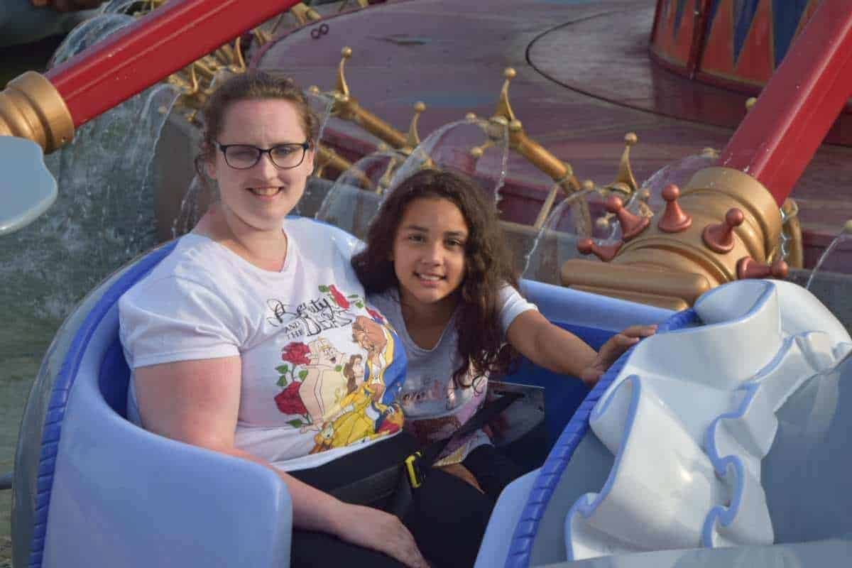 disneyland paris dumbo ride