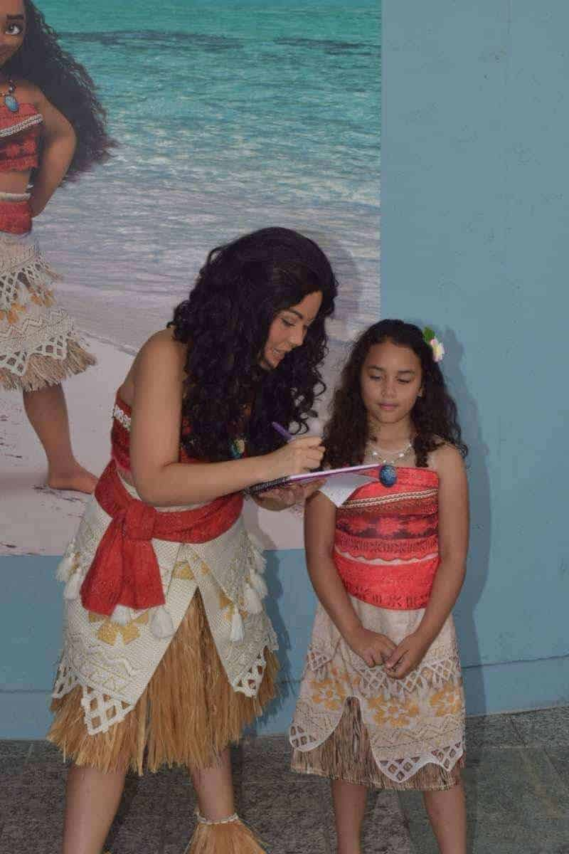 Meeting Moana At Disneyland Paris Vaiana The Inspiration Edit