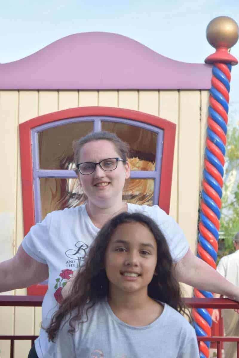 Dumbo Disneyland Ride