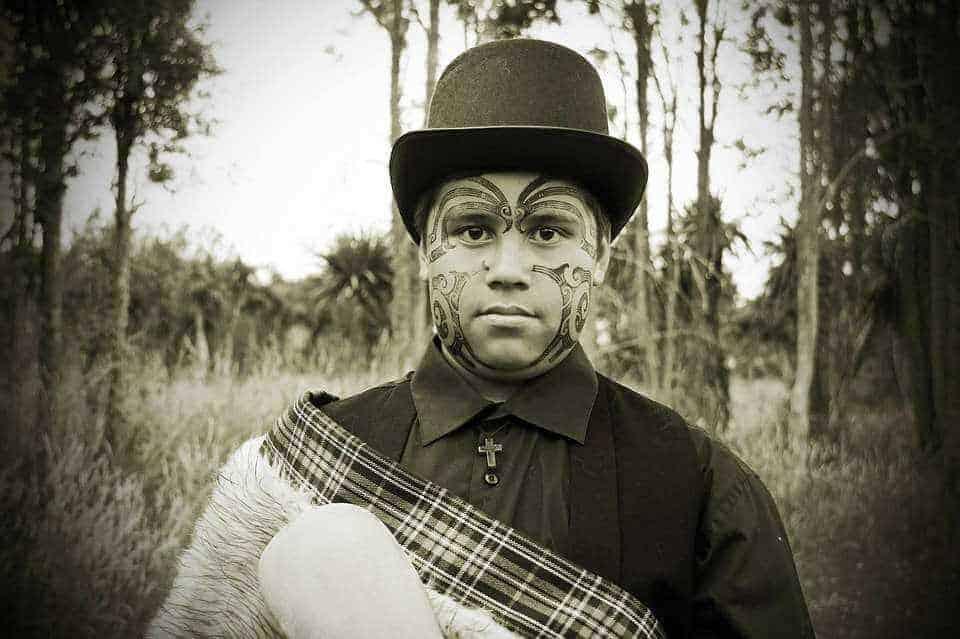 maori racist bigot