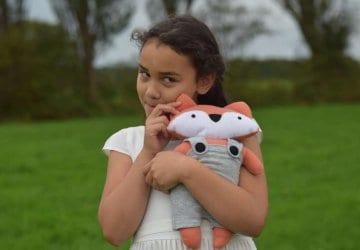 Edie & Joe fox