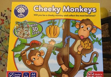 Cheeky Monkeys Orchard Games