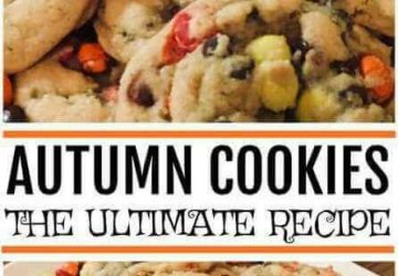 autumn cookie recipe