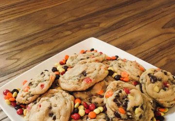 autumn cookies recipe