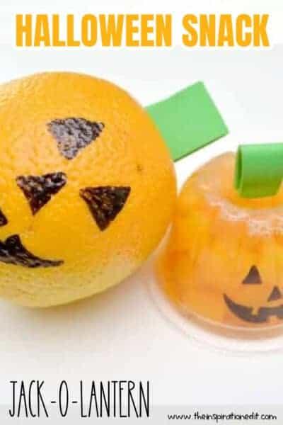 halloween snack