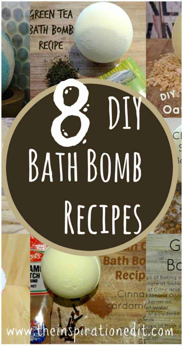 DIY BATHBOMBS