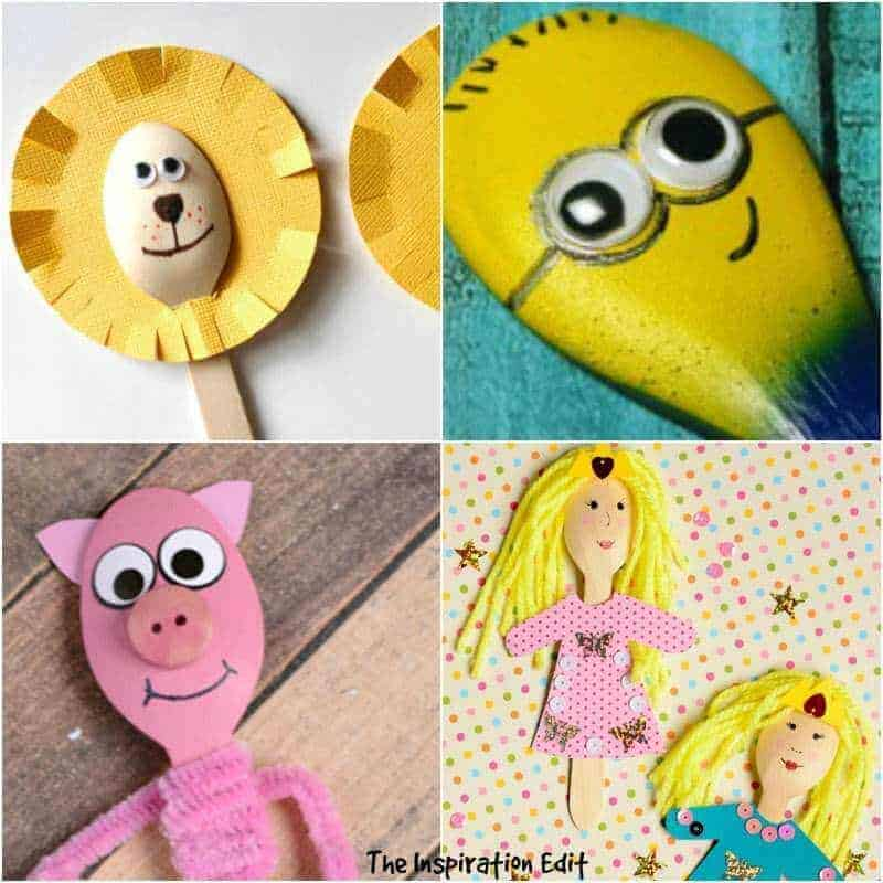 wooden spoon princess craft 15 funky wooden spoon crafts for 183 the inspiration edit 5784