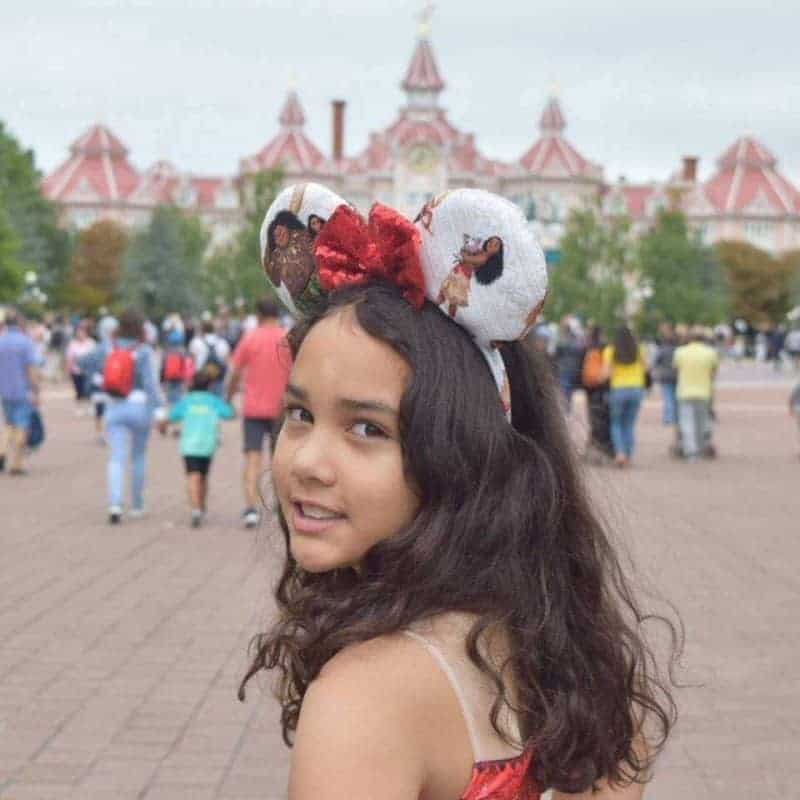 diy mickey ears moana themed