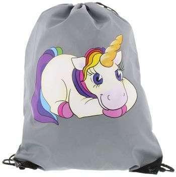 unicorn gym bag