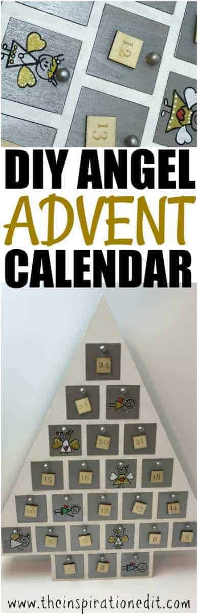 diy advent calendar project