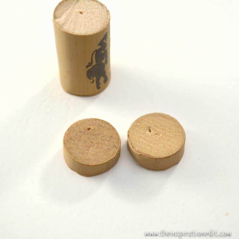 diy wine cork mouse christmas craft