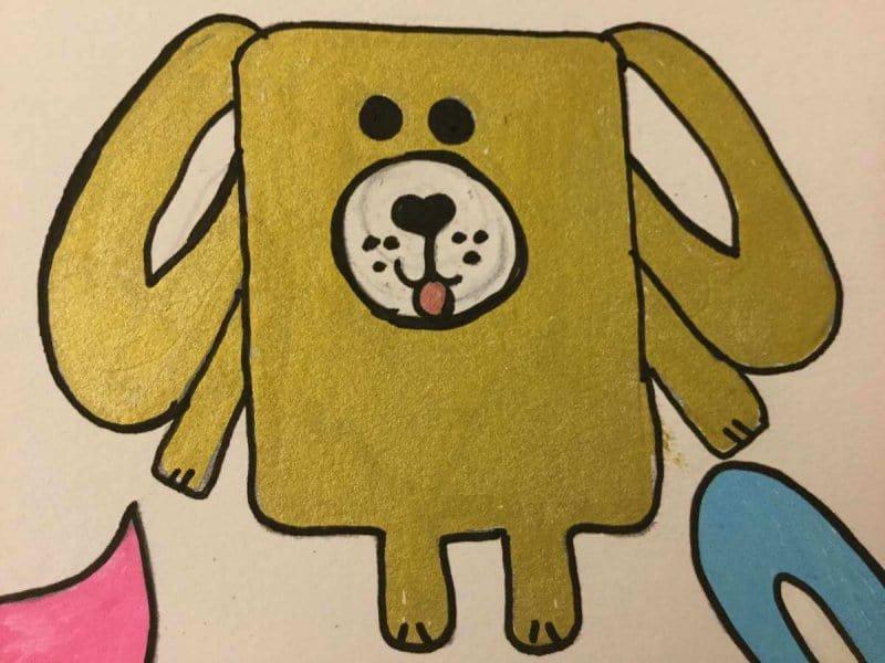 Kawaii dog
