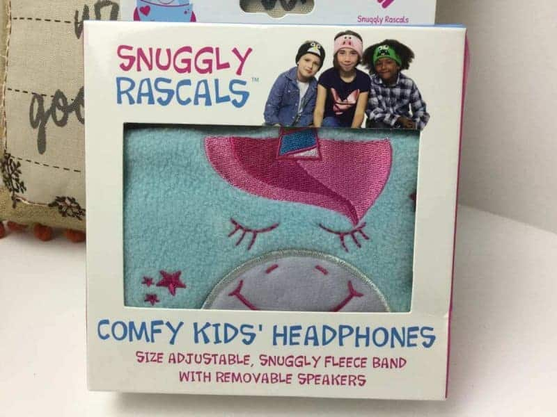 snuggly rascals comfy kids headphones