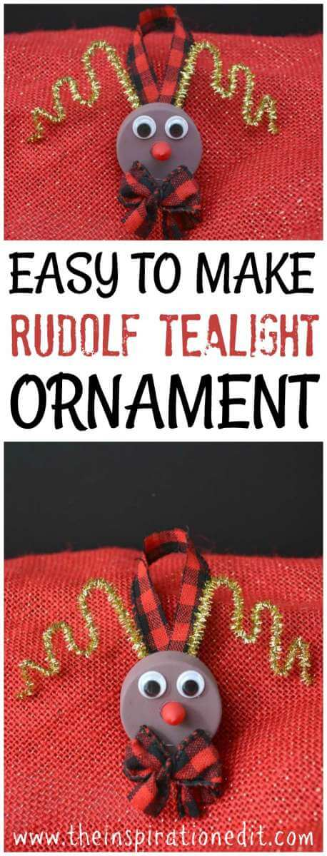 RUDOLF tealight