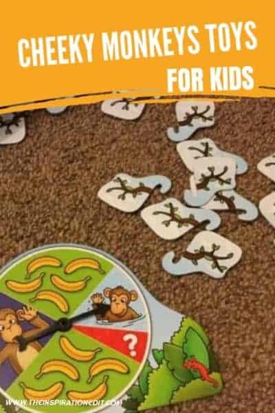 cheeky monkeys for kids