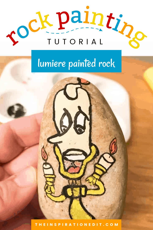 lumiere painted rock copy