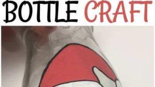 penguin milk bottle craft