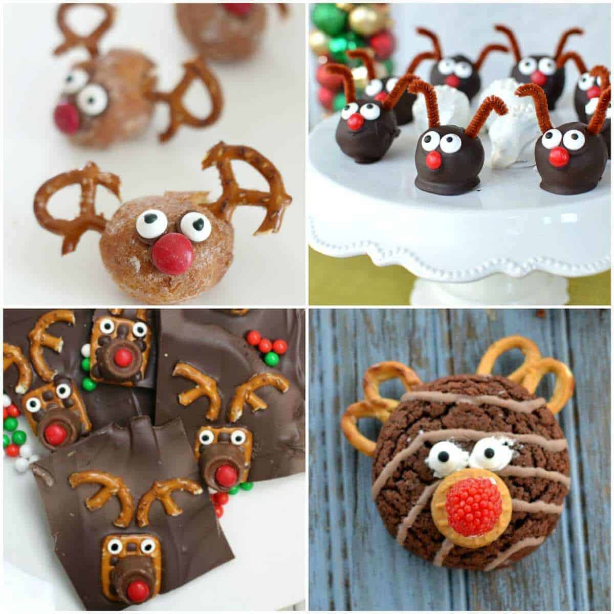 RUDOLF party treats