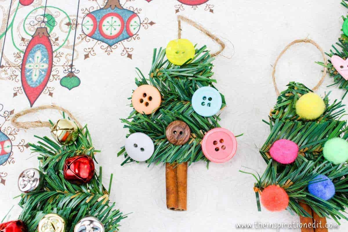 christmas tree decoration idea