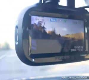 Philips Go Sure ADR620 Dash Cam