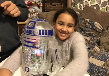 Building a star wars r2d2