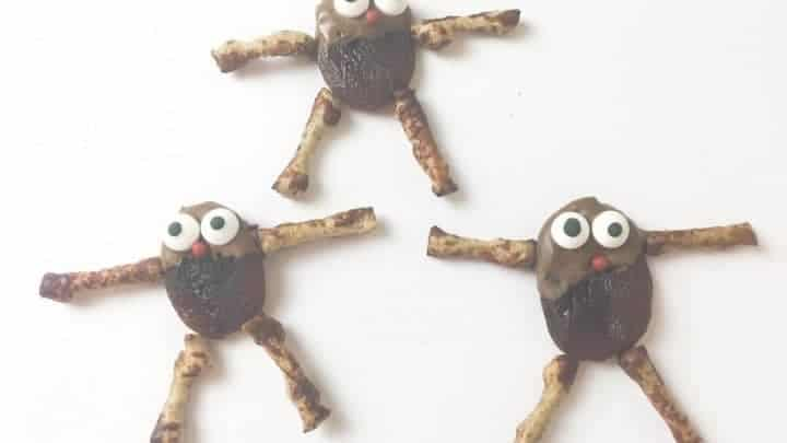 APRICOT STICK MEN AND TREAT IDEAS