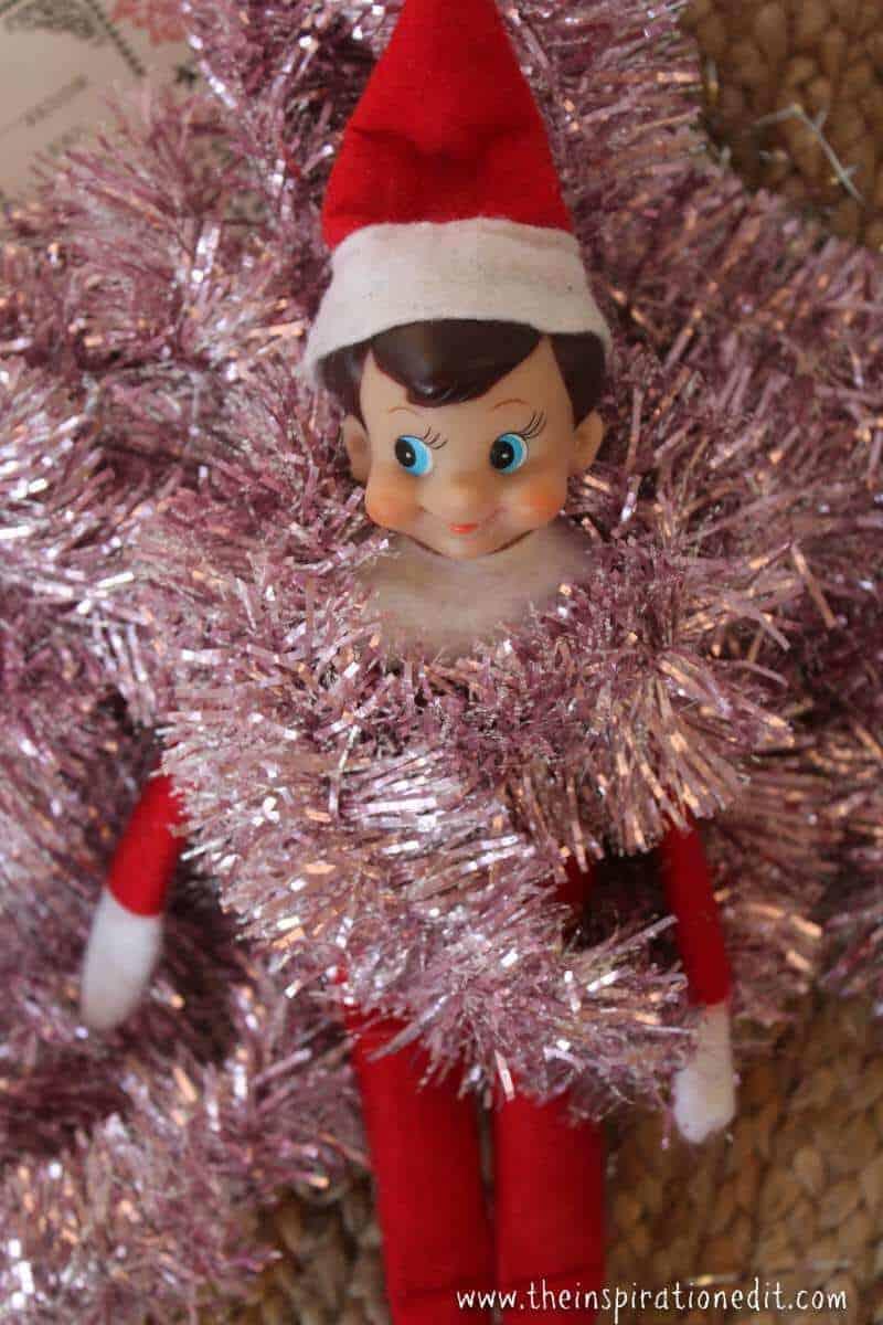 elf on the shelf naughty