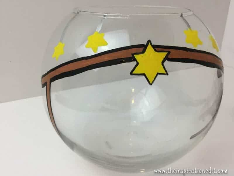 Nativity Fish Bowl