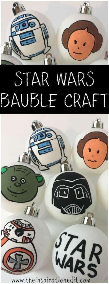 star wars bauble