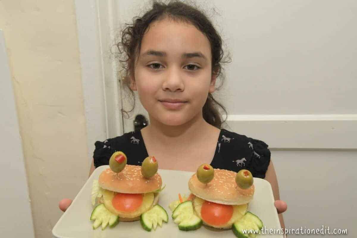 fun hamburgers for kids