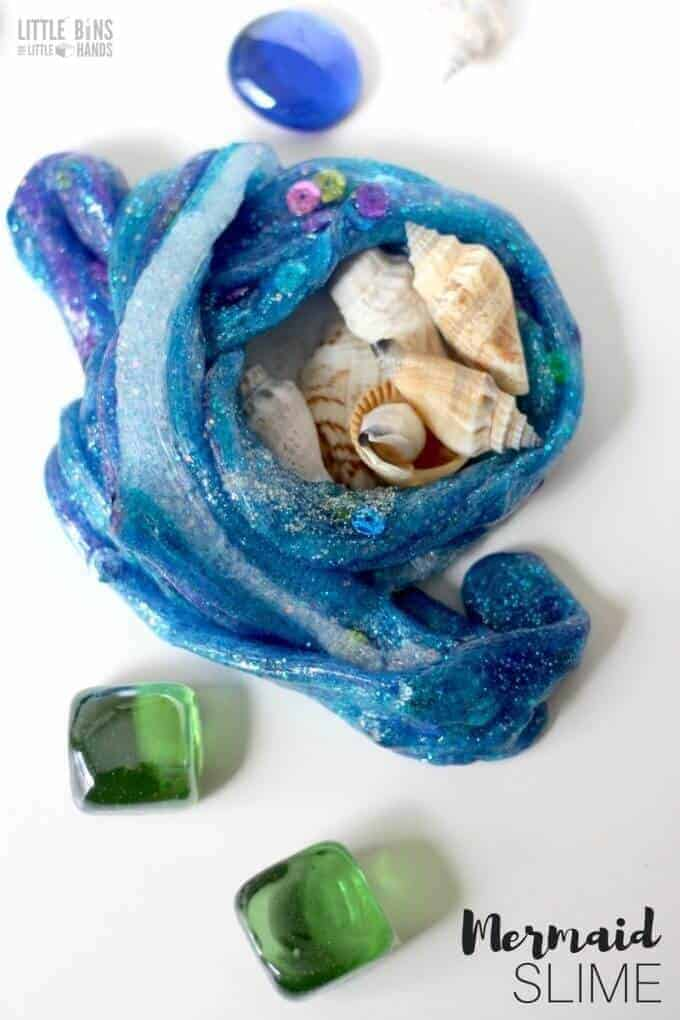 17 Amazing Mermaid Crafts For Kids 183 The Inspiration Edit