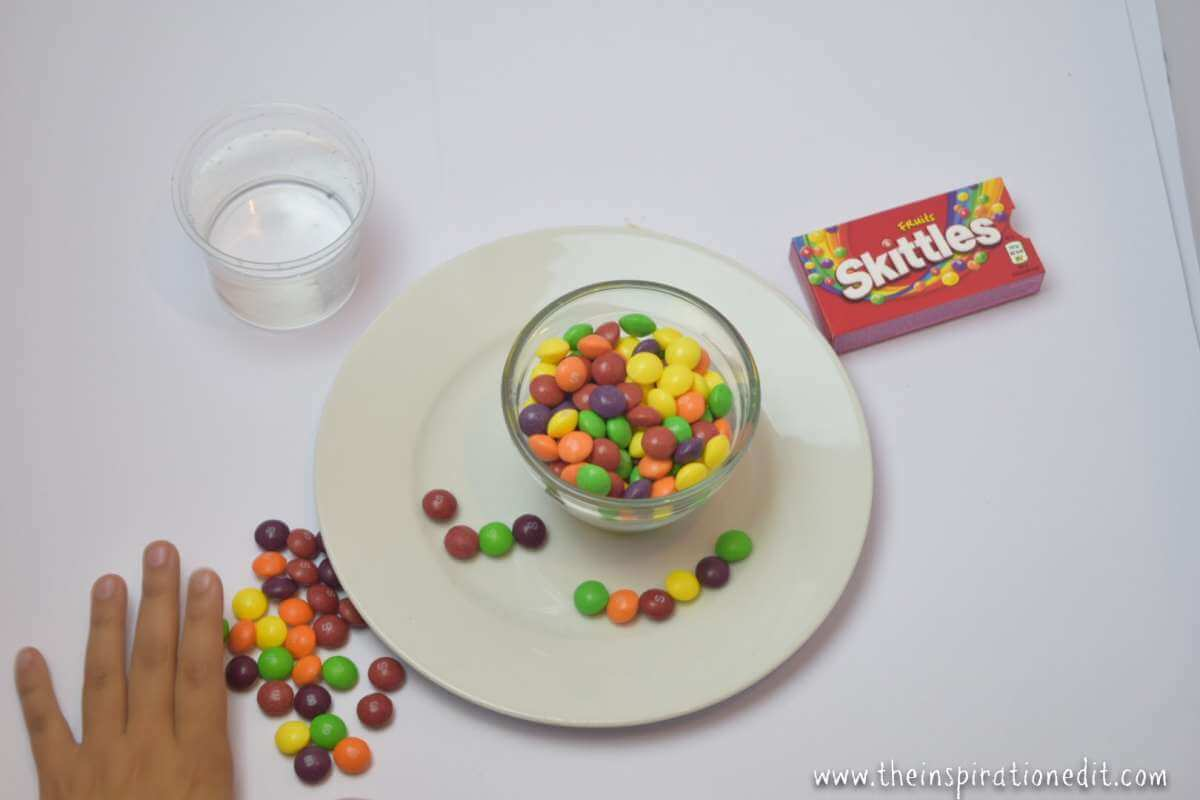 Skittles Stem