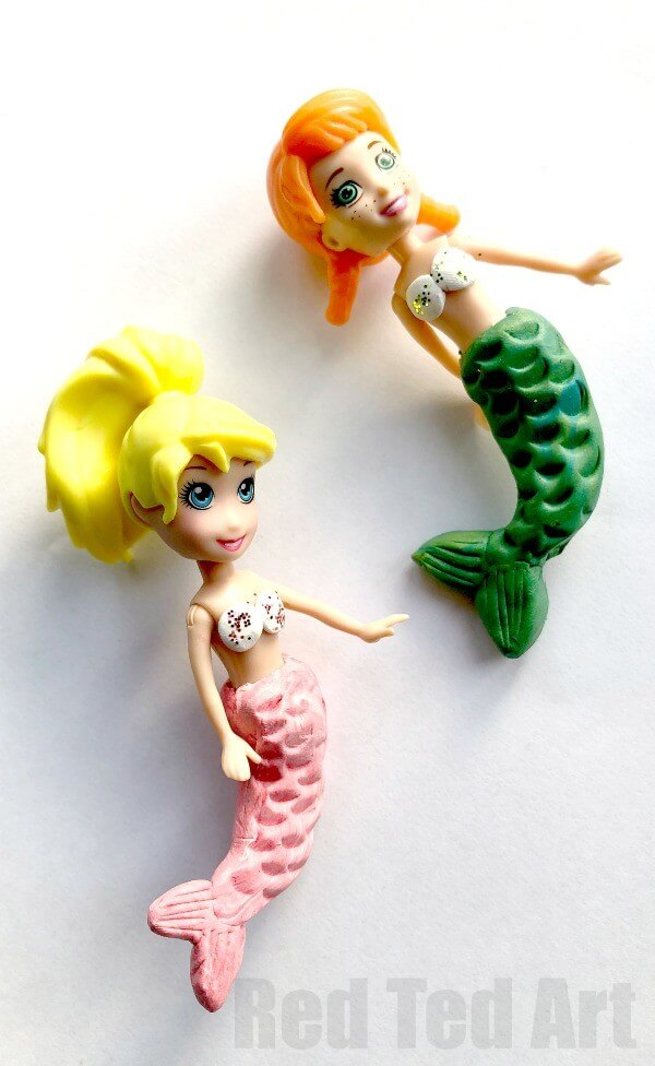 Mermaid-diy-hack
