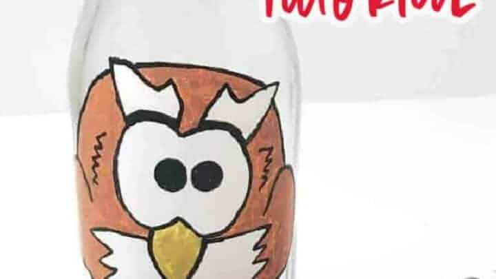OWL-BOTTLE-ART