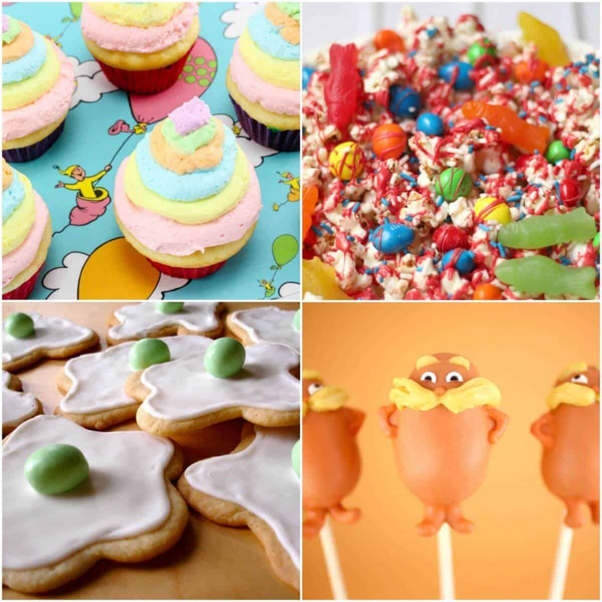 dr seuss part food ideas