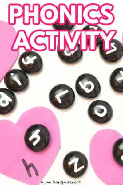 phonics activity